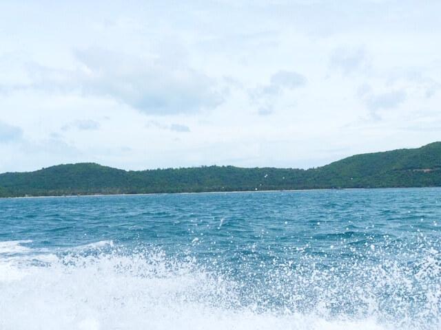 サムイコンラッドボートツアー