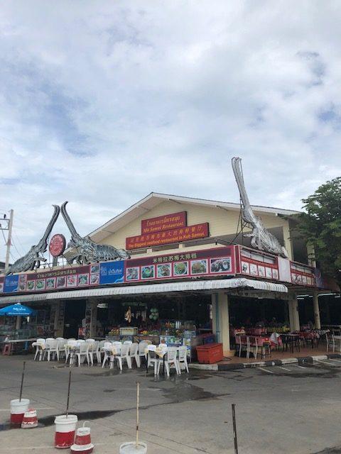 サムイ島ミットレストラン