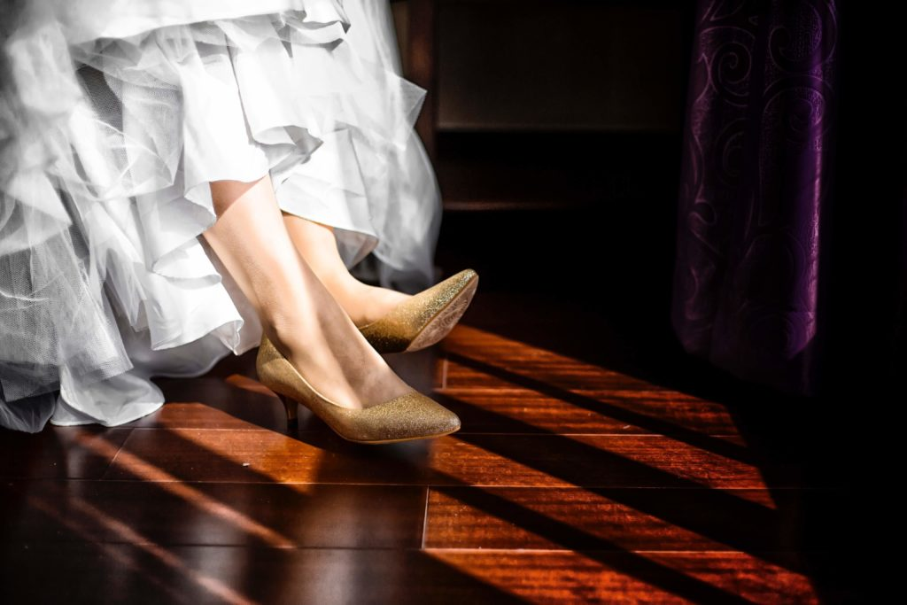 臭いのなさそうな綺麗な足